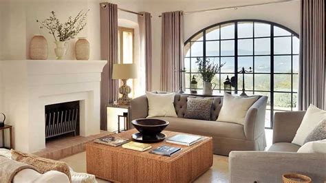 4 Living Rooms With Beautiful Windows - All Things Decor