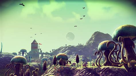 """No Man's Sky Big """"Foundation Update"""" Launching This Week"""