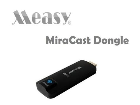Measy Miracast Dongle A2W EZCast for Tablet Smartphone