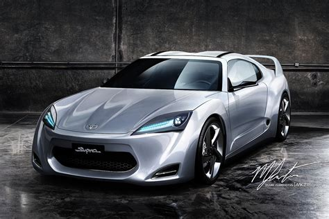 Toyota Supra name likely for resurrection - Photos (1 of 3)