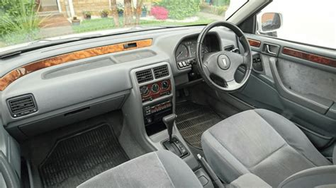 Our Cars : Say hello to the Project Rover 416 GSi - AROnline