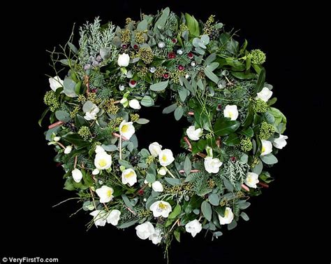 World's most expensive Christmas wreath goes on sale at