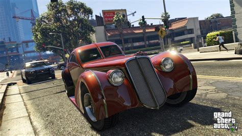 Grand Theft Auto 5 Runs at 1080p on PS4 – Report