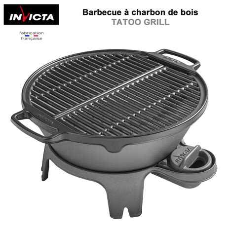 Barbecue Charbon Fonte Rond – Cook & Co