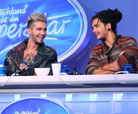 Support Bill Kaulitz: Bill and Tom Kaulitz new pictures, DSDS