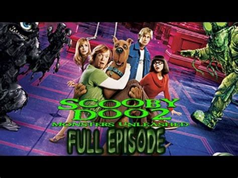 Scooby-Doo 2 - Monsters Unleashed - Full Episode - YouTube