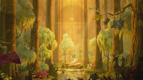 Disney the Princess and the Frog HD Wallpaper for Android