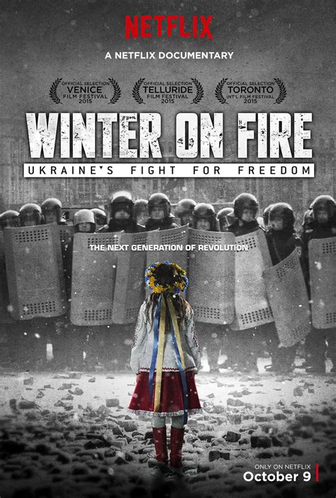 Winter on Fire: Ukraine's Fight for Freedom | Now Playing