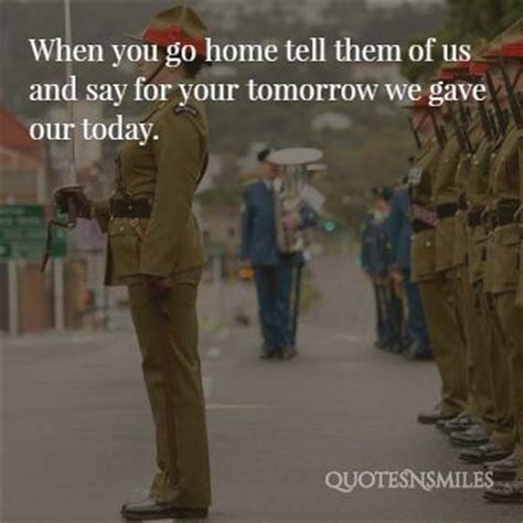 (Images) 15 Anzac Day Picture Quotes To Remember   Famous