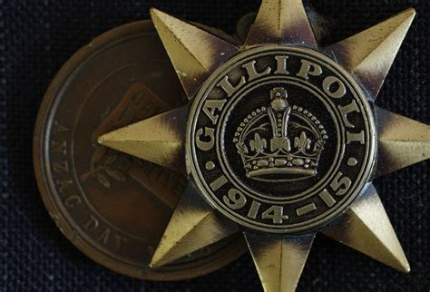 Gallipoli Star   The Gallipoli Star was first proposed for
