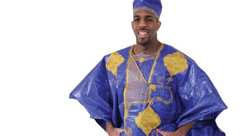 Embroidered Grand BouBou | Africa Imports | - YouTube