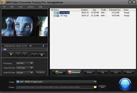 Free MP4 Video Converter Factory – Best Free Video to MP4