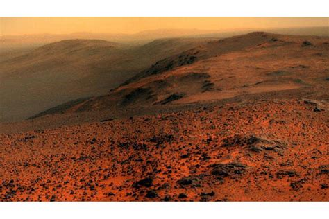11-year-old Mars rover snaps spectacular photo - CSMonitor