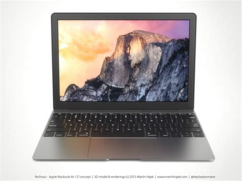 MacBook Air gets a redesign, might appear in gold and