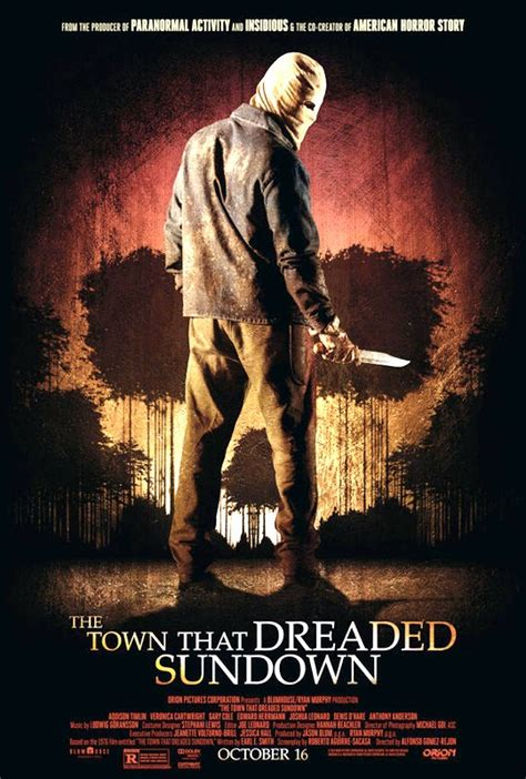 """""""The Town That Dreaded Sundown"""" (2014) : Everything Old Is"""
