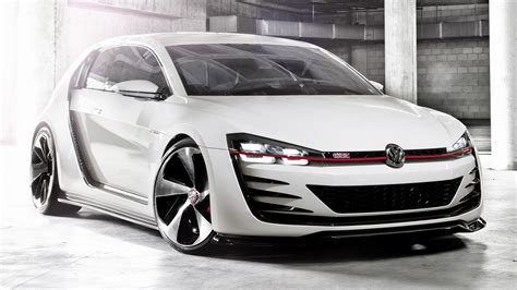 2013 Volkswagen Design Vision GTI - Wallpapers and HD