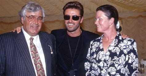 George Michael 'haunted by family suicides' after his mum