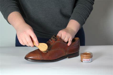 How to properly clean, polish & protect your leather shoes