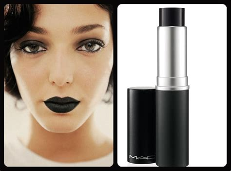Paint your Lips Black This Fridayy!! - Beauty, Fashion