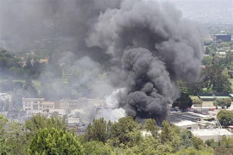 2008 fire at Universal Studios destroyed master tapes of