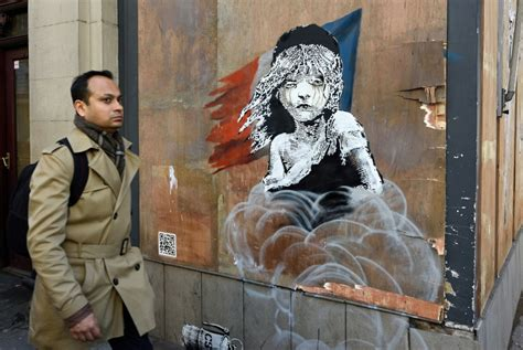 i24NEWS - Banksy unmasked? Scientists use maths and