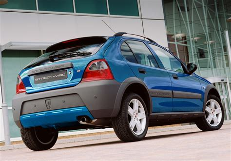 Rover Streetwise Hatchback (2003 - 2005) Features
