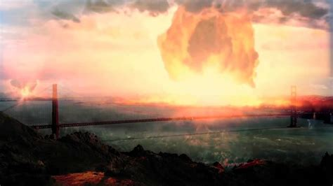 San Francisco Nuked (Compositing Experiment) - YouTube