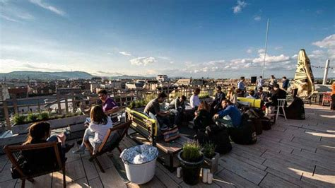 360 Bar Budapest - Rooftop bar in Budapest   The Rooftop Guide
