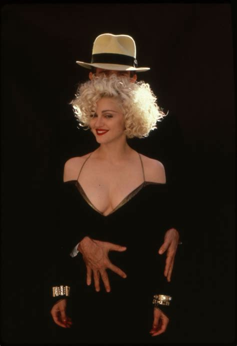 Madonna Superstar Queen Photogallery: 'Dick Tracy' Photoshoot