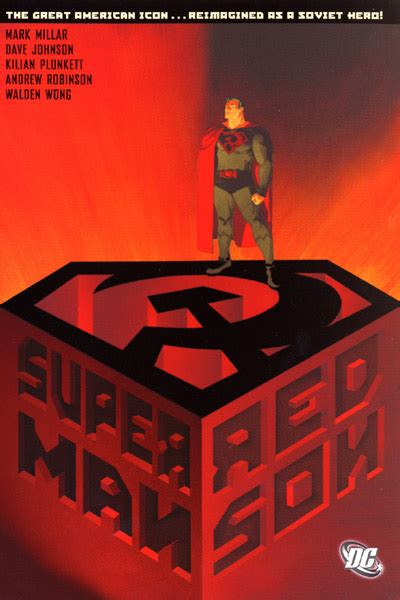 Superman: Red Son (Comic Book) - TV Tropes