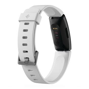 Fitbit Inspire HR White Fitness Band Activity Tracker