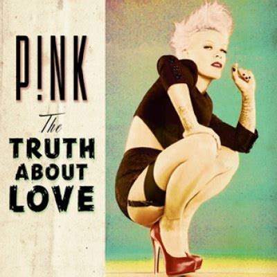 Pink Reveals 'The Truth About Love' Album Cover Art | Idolator