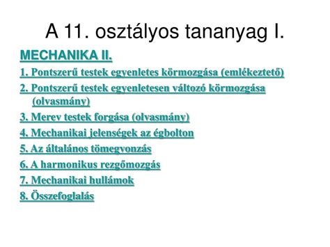 PPT - FIZIKA 9-12 PowerPoint Presentation, free download