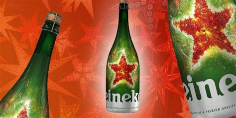 Heineken Is Making Its First-Ever Holiday Magnums