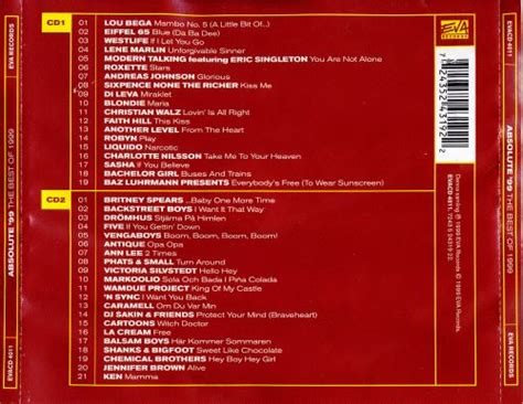 Absolute '99: The Best of 1999 - Various Artists | Songs