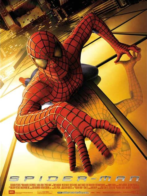 Spider-Man : Review, Trailer, Teaser, Poster, DVD, Blu-ray